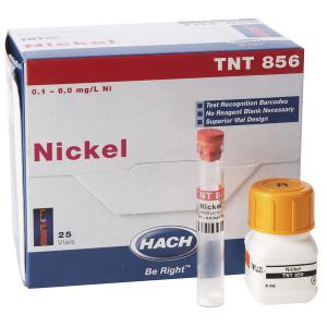 NIQUEL REAGENTE TNTPLUS 13MM 0,1-6,0MG/L NI 25UN