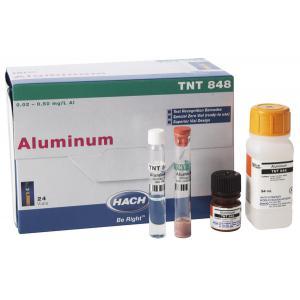 ALUMINIO REAGENTE TNTPLUS 13MM 0,02-0,5MG/L AL 24UN