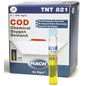 DQO REAGENTE COD TNTPLUS 13MM 3-150MG/L 25UN