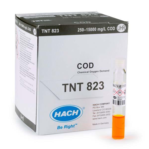 DQO REAGENTE COD TNTPLUS 13MM 200-15000MG/L 25UN