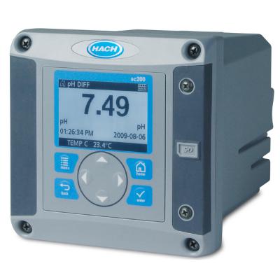 CONTROLADOR SC200, 1 DIG + 1 PH/ORP/OD, 100-240VCA