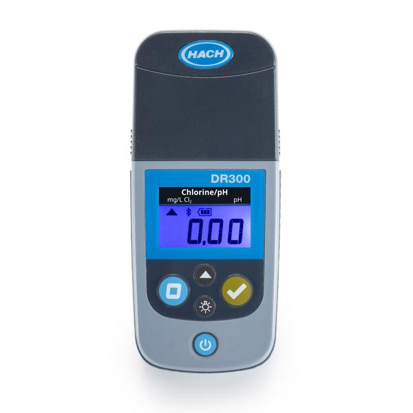 COLORIMETRO DR300 CLORO/PH 0,1-10,0MG/L CL2 - 6,0-8,5PH