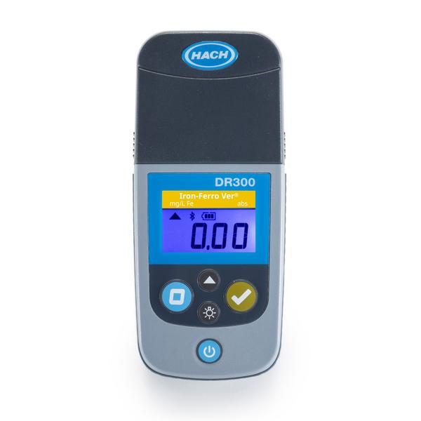 COLORIMETRO DR300 FERRO FERROVER 0,02-5,00MG/L FE