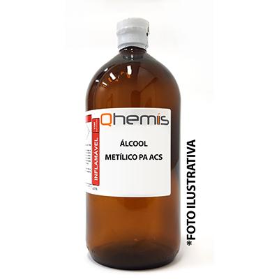 ALCOOL METILICO PA ACS 1L
