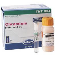 CROMO HEXA/TOTAL REAGENTE TNTPLUS 0,03-1,0MG/L CR 25 TESTES