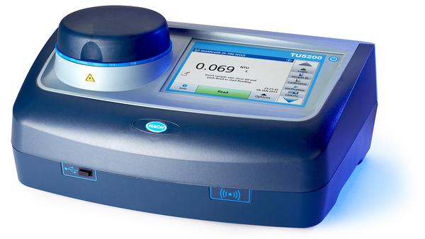 TURBIDIMETRO DE BANCADA TU5200 ISO C/ RFID ESPECIAL