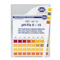 PAPEL INDICADOR (FITA) PH 0-14 MACHEREY NAGEL 100 TESTES