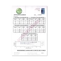 SERV CAL RBC EM ESPECTROFOTOMETRO UV/VISIVEL