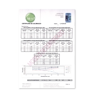 SERV CAL RBC ESPECTROFOTOMETRO VIS (FAIXA 333 -879 NM)